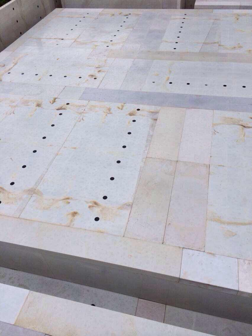 安徽芜湖万科海上传奇塑料建筑模板应用案例